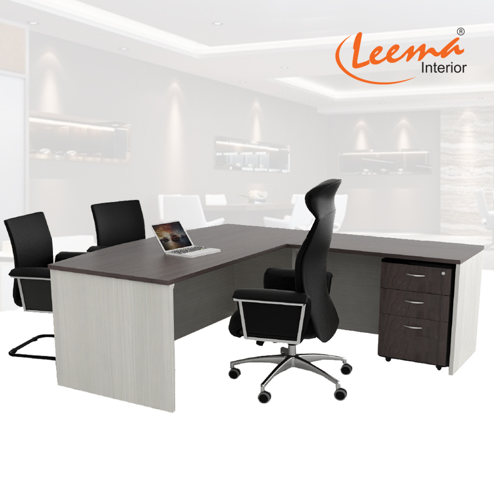 Leema Office Furniture - Managers' Tables / CODE : LTB - K 03 in Sri